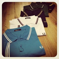 Fred Perry Polos