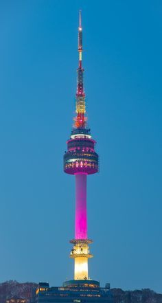 Namsan Tower, Seoul SHARE YOUR TRAVEL EXPERIENCE ON www.thetripmill.com! Be a #tripmiller!