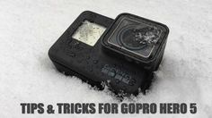 If you own a GoPro Hero 5 we have put together a list of 10 important tips & tricks that every GoPro owner should know. Tip #1 Adjust Playback Volume: It is not very well documented in the Hero…