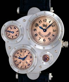 Master Watch Maker Vianney Halter 'Tells It Like It Is' In Interview