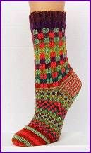 Free Sock Patterns Index to knit  - Crystal Palace Yarns