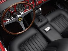 1961 Ferrari 250 GT Cabriolet Series II by Carrozzeria Pininfarina