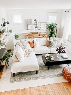 Dream House Interior, Dream Home Design, My Dream Home, House Design, Cozy Living, Home And Living, Lets Stay Home, Dream House Plans, Living Room Inspiration