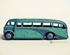vintage toy van