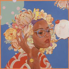 Supersonic Art: Helice Wen for Spoke Art Gallery at SCOPE: Miami… The real history of art impresario and art star … Kunst Inspo, Art Inspo, Art And Illustration, Spoke Art, Art Archive, Black Art, Art Blog, Art Tutorials, Foto E Video