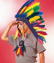 Faschingskostüm Indianer