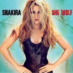 シャキーラ She Wolf