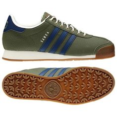 Adidas Originals Samoa Chalk
