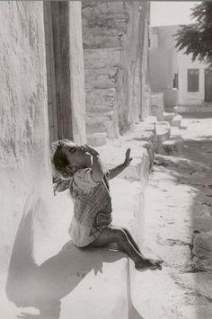 Voula Papaioannou, the awakening, Mykonos, Greece Nature Pictures, Art Pictures, Vintage Photographs, Vintage Photos, Children Photography, Art Photography, Mykonos Island, Mykonos Greece, Myconos