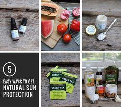 5 Easy DIY Suncreen Recipes