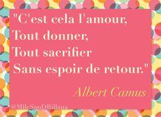 Amour - Camus