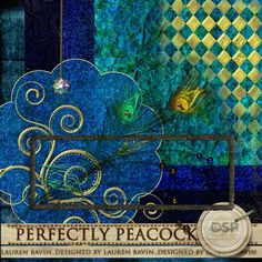 """""""Perfectly Peacock"""""""
