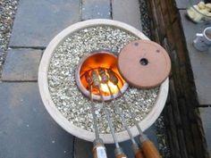 Easy to make tandoori oven