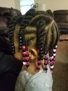 Are you currently a mama regarding a cute little choice, age 0 to really 24 months? You then aren't in need of us all letting you know it's really not very simple to develop newborn baby hair styles. Cute Toddler Hairstyles, Lil Girl Hairstyles, Natural Hairstyles For Kids, Kids Braided Hairstyles, Girl Haircuts, Pretty Hairstyles, Braids For Kids, Girls Braids, Curly Hair Styles