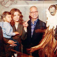 Stana Katic - Mummies of the World Exhibit (Donation to CHLA - 2010)