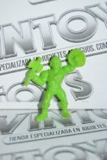 Figura . Premium He-Man He Man MOTU Masters Universo Chicles Pastelitos Años 80 - Vintoys