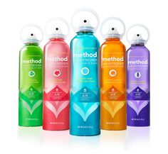 Win Method Air Refreshers for A Whole Year + a  $1,000 Target Gift Card!