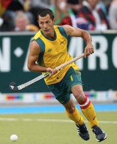 Jamie Dwyer - Australian Hockey legend voted 5 TIMES FIH world's best hockey player, 300 caps and scored 150 goals for kookkaburas
