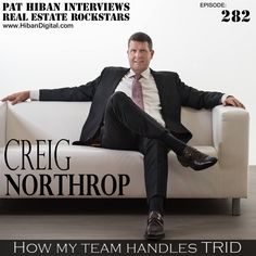 Creig Northrop is the President of The Creig Northrop Team of Long & Foster Real Estate Inc. which specializes in residential real estate throughout Maryland... #realestate #podcast #pathiban #hibandigital #hibangroup #HIBAN #realestatesales #realestateagent #realestateagents #selling #sales #sell #salespeople #salesperson #creignorthrop