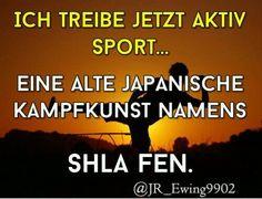 Mein Sport