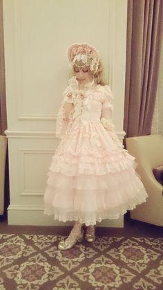 "lolitahime: ""pomum_aurantium in Blooming Fairy Doll """