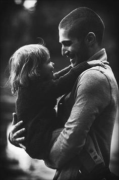 Father and Daughter.  First love is the purest!