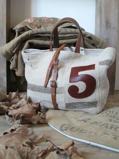 Diy inspiration stunning bag! on my queue of things to do! #diybag #diy