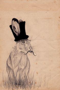 hare, would be an amazeballs tattoo!