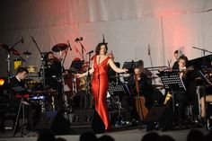 Nina Badric ft. New Festival Orchestra @ Dvorac Otočac, 7.6.2014. #ninabadric #newfestivalorchestra #dvoracotocac
