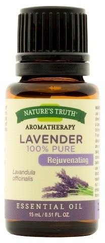 Nature's Truth Aromatherapy Lavender Essential Oil - 15 mL