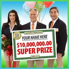 I& Freddie haut 3 was claimed ownership to this prize 10 million dollars P. I& Freddie haut 3 was claimed ownership to this prize 10 million dollars PCH won& you bring it home to me via prize Patrol I think you very kindly Freddy 3 Instant Win Sweepstakes, Online Sweepstakes, Win Online, Samana, 10 Million Dollars, Win For Life, Winner Announcement, Lottery Winner, Lotto Winners