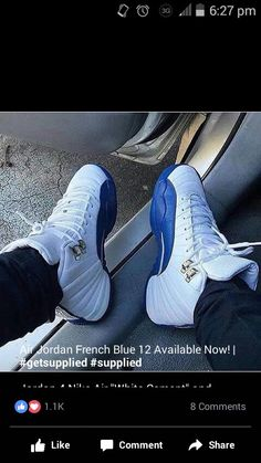 French Blue 12's