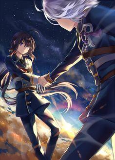 空へ舞う 世界の彼方 闇を照らす魁星 君と仆もさ、 また明日へ向かっていこう 原视频:http://www.nicovideo.jp/watch/sm25945901 实在太喜欢了
