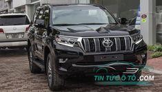 Giá xe Toyota Land Cruiser Prado 2018 đắt hơn nửa tỷ đồng