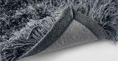 Dexter tapijt 160 x 230cm, donkergrijs | made.com