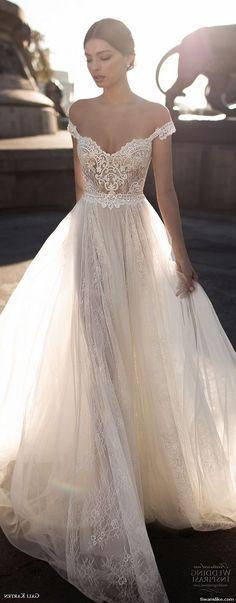 #Wedding #WeddingDress #Bridal #Gowns Wedding Dresses 2018 (22)