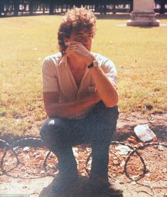 Deep in thought: A young Clarkson stares into the distance as he relaxes with a cigarette during a trip to Paris, France with Alex Adventure Time Funny, Cartoon Network Adventure Time, Top Gear Presenters, Clarkson Hammond May, James Richards, Jeremy Clarkson, American Version, Princess Bubblegum, Marceline