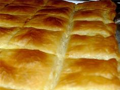 Author Carmen Stefanescu shares memories of 1963 Romania and a vintage cheese pie recipe. Hungarian Desserts, Hungarian Recipes, Cheese Pie Recipe, Filo Pastry, Baking Muffins, Sweet Cookies, Bread And Pastries, How Sweet Eats, Hot Dog Buns