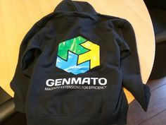 Hoodies van Genmato | Uploaded by Drukwerkdeal.nl