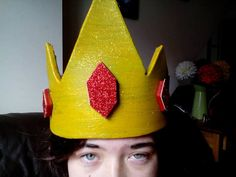 Ice King's Crown. by GillyGillyGypsy on Etsy
