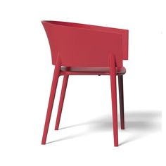 Fauteuil outdoor rouge AFRICA Vondom Africa, Passion, Chair, Red, Design, Outdoor, Home Decor, Outdoor Armchair, Outdoors
