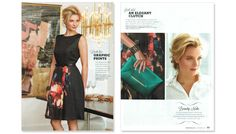 Chatelaine featuring CTVC bracelet. Take a look!    Chatelaine – Holiday 2012 | Carole Tanenbaum vintage costume jewellery, designer stamped and limited edition