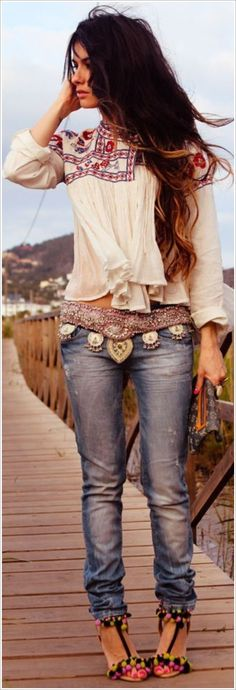 30 FABULOUS BOHO CLOTHING TO LOOK AWESOME | Fashion World