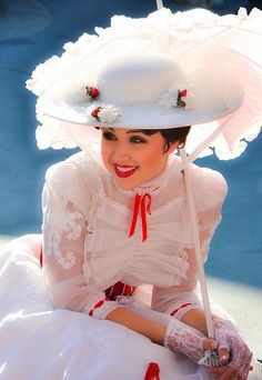 Mary Poppins #Disney #Costumes #Cosplay