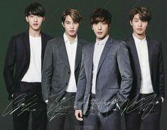 CNBLUE 💙 💙 💙 💙 Cn Blue, Jung Yong Hwa, Jonghyun, Minhyuk, Rock Bands, Korea, Celebrities, Character, Stars
