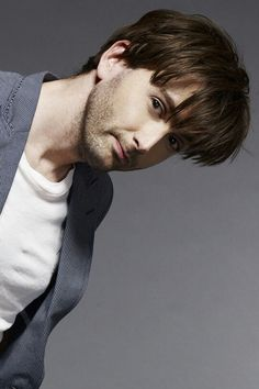 David Tennant is adorable! <3<3