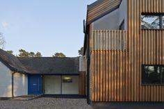 Private Family Home / LA Hally Architect
