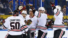 Chicago stays alive in series with double-OT win in Game 5...: Chicago stays alive in series with double-OT win in Game… #ChicagoBlackhawks