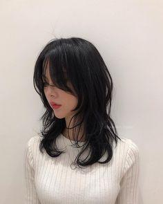 Cut My Hair, Hair Cuts, Hair Inspo, Hair Inspiration, Medium Hair Styles, Curly Hair Styles, Haircuts Straight Hair, Mullet Hairstyle, Hair Streaks