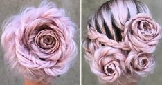 697 points • 32 comments - Braided Rose Hairstyle Transforms Ordinary Locks Into a Beautiful Blooming Updo - 9GAG has the best funny pics, gifs, videos, gaming, anime, manga, movie, tv, cosplay, sport, food, memes, cute, fail, wtf photos on the internet!